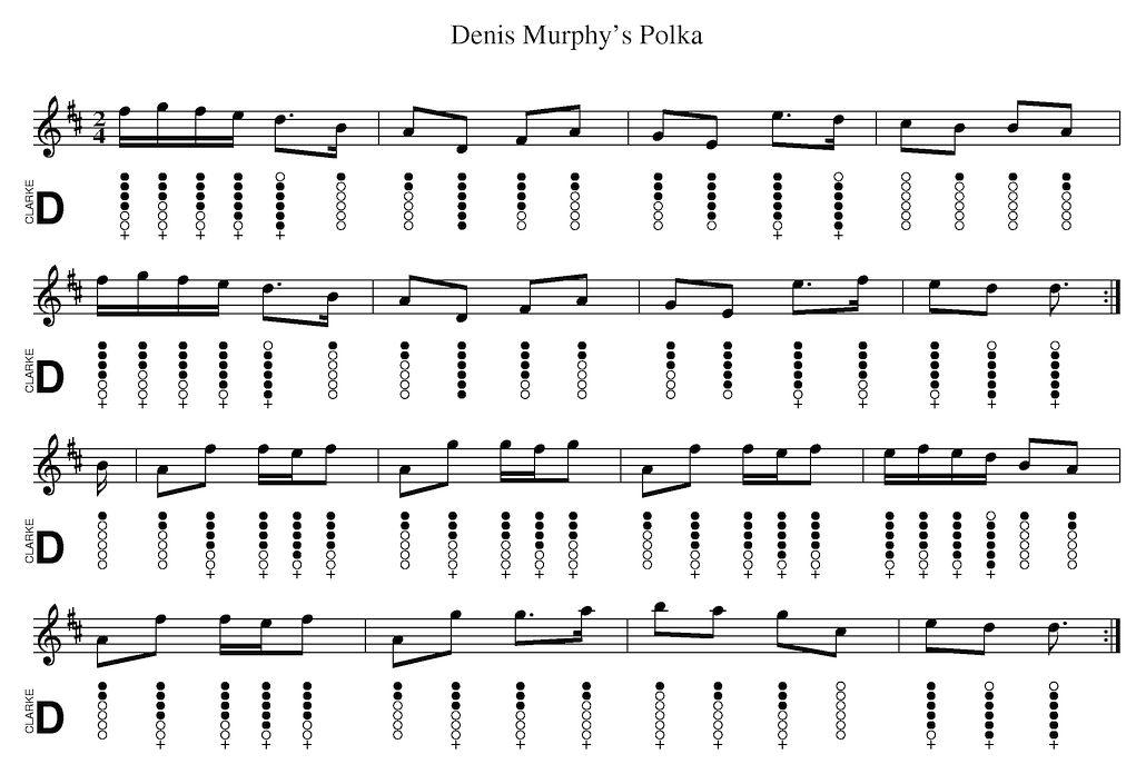 Denis Murphy's Polka