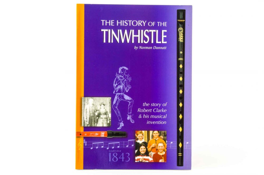 History of the Clarke Tinwhistle