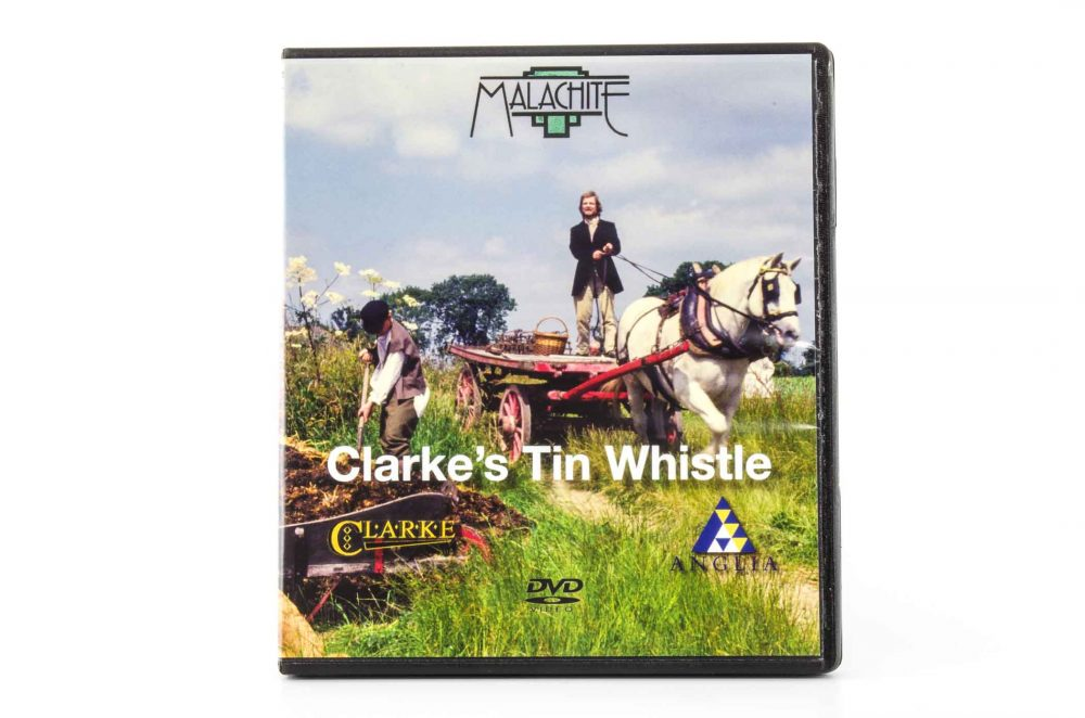 The Clarke Tin Whistle Story - DVD