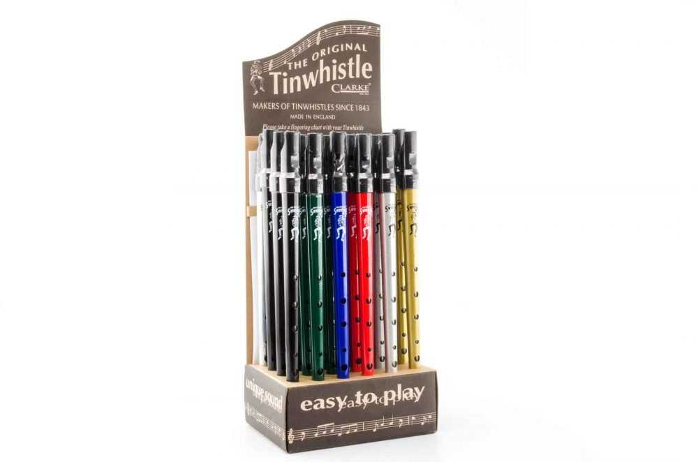 Sweetone C Tinwhistles - 24 pack