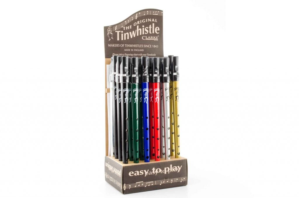 Sweetone D Tinwhistles - 24 pack