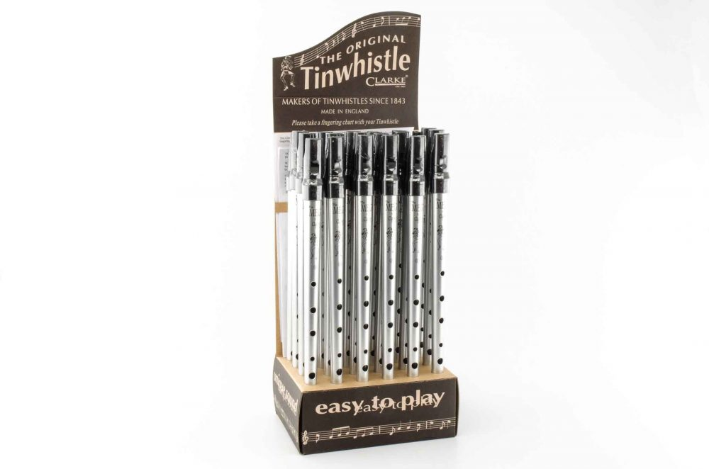 Meg Tinwhistle - 24 Pack