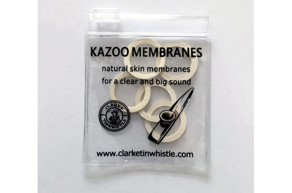 Kazoo Membranes