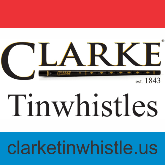 Clarke Tinwhistle – USA